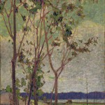 Tom Thomson (1877-1917), Spring, c. 1915, oil on canvas