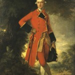 Thomas Gainsborough (1727-1788), Lieutenant-Colonel Edmund Nugent, 1764, oil on canvas
