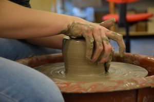 Intermediate Throwing on the Pottery Wheel with Angie King @ Mobile Museum of Art