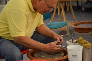 Beginning Throwing on the Pottery Wheel with Angie King @ Mobile Museum of Art