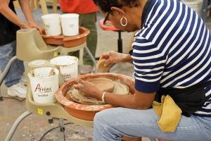 Beginning Pottery on the Wheel with Angie King @ Mobile Museum of Art | Mobile | Alabama | United States